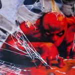 La tela... di Spiderman